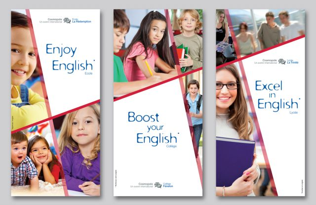 Couvertures des leaflets